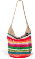 The Sak Casual Classics Crochet Large Hobo