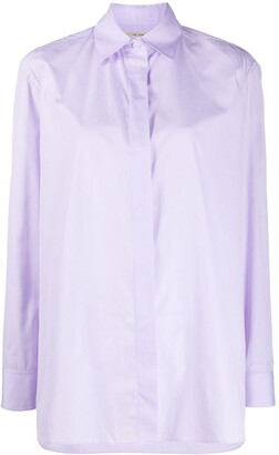 The Row Concealed Front Shirt