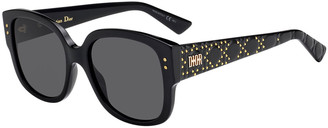 Christian Dior Lady Studs Sunglasses