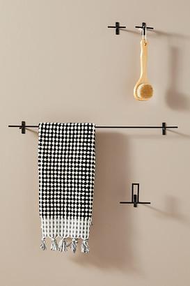 Anthropologie Didi Towel Bar By in Black