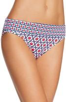 Tommy Bahama Geo Wide Band Bikini Bottom