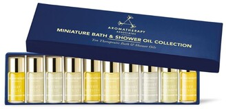 Aromatherapy Associates Discovery Bath Oil Collection