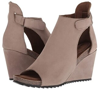 Diba True New Year (Taupe Leather) Women's Boots