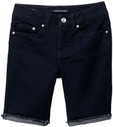 Calvin Klein Cut-Off Bermuda Shorts (Big Girls)