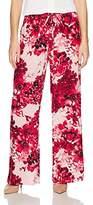 Calvin Klein Women's Wide Leg Printed Pant