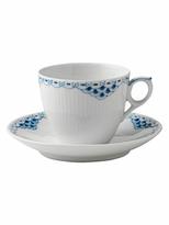 Royal Copenhagen Princess Coffee Cup & Saucer