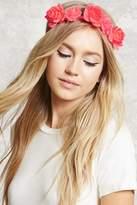 Forever 21 FOREVER 21+ Rose Headband