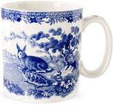 Spode Blue Italian Blue Room Mug Aesop's Fables