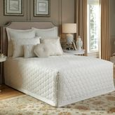 Bed Bath & Beyond Nostalgia Home® Lexington Quilted European Pillow Sham in Ivory