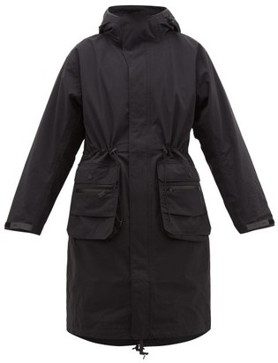 TEMPLA 2l Moss Hooded Parka - Womens - Black