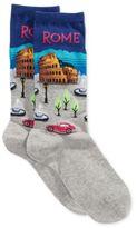 Hot Sox Women's Rome Socks