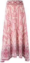 Cecilia Prado knit midi skirt