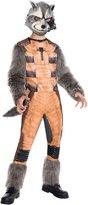 Rubie's Costume Co Deluxe Rocket Raccoon - Large (12-14)