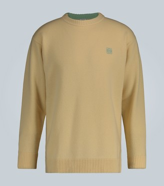 Loewe Anagram wool sweater