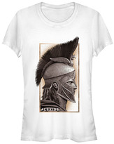 Fifth Sun Women's Tee Shirts WHITE - Assassin's Creed White 'Alexios' Sideview Crewneck Tee - Women & Juniors
