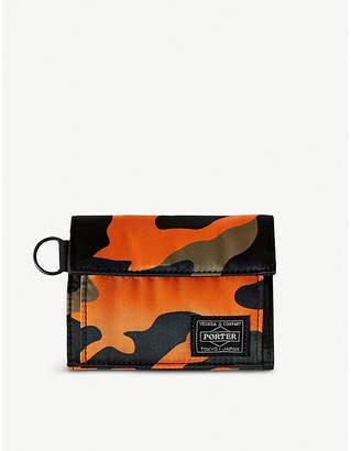 The Conran Shop PORTER Stand Camo wallet