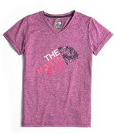 The North Face Short-Sleeve Reaxion V-Neck Logo Tee, Size XXS-XL