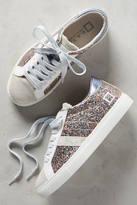 D.A.T.E Newman Glitter Sneakers