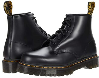 Dr. Martens 101 Bex (Black Smooth) Shoes
