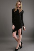 Boulee Liam Dress in Black Lace