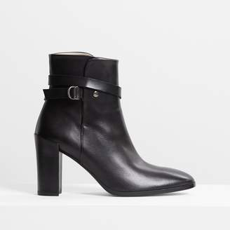 Theory Strapped Bootie