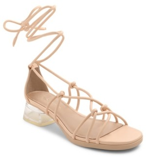 BCBGeneration Gianni Tie-Up Strappy Sandals Women's Shoes