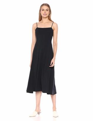 Theory Women's Sleeveless Paneled Tank Dress