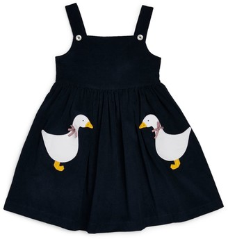 Trotters Jemima Duck Pinafore (2-11 Years)