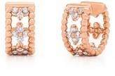 Kwiat Women's Diamond Hoop Earrings