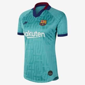 Nike Women's Soccer Jersey FC Barcelona 2019/20 Stadium Third