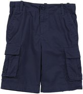 E-Land Kids Cargo Shorts (Toddler/Kids) - Nightshadow Blue-2T