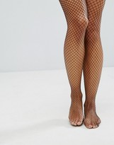 Monki Fishnet Tights