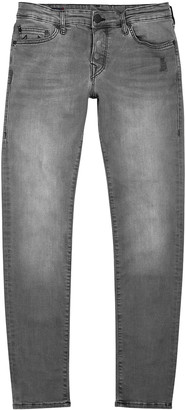True Religion Toni grey skinny jeans