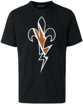 Neil Barrett printed T-shirt - men - Cotton - XS
