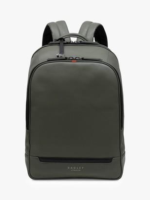 Radley Cannon Street Medium Zip-Around Backpack, Green