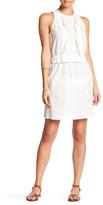 Shoshanna Open Back Tassel Dress