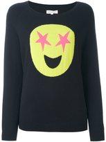 Chinti and Parker star emoji sweater