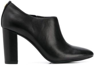 Lauren Ralph Lauren heeled ankle boots