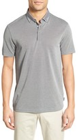 Ted Baker Men's 'Missow' Modern Trim Fit Pique Polo