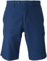 Hackett patterned shorts - men - Cotton - 34