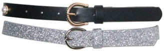 Linea Pelle 2-for-1 Holiday Belt Set