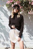 Forever 21 Frayed Turtleneck Sweater