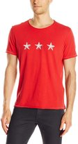 John Varvatos Men's 3 Stars Graphic T-Shirt