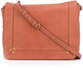 Jerome Dreyfuss Igor shoulder bag - women - Cotton/Buffalo Leather/Goat Skin - One Size