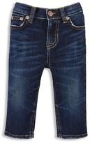 Ralph Lauren Infant Girls' Whiskered Skinny Jeans - Sizes 6-24 Months