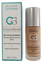 Exuviance CoverBlend Skin Caring Foundations SPF 20 Neutral Beige by