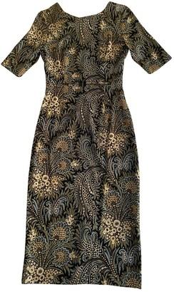 Suno \N Multicolour Silk Dresses