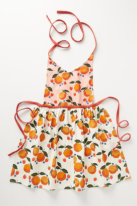 Anthropologie Casa Fruita Apron By in Assorted Size ADULT