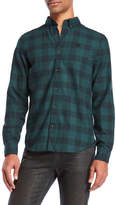 Timberland Check Button-Down Shirt