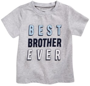 First Impressions Baby Boys Best Brother Ever T-Shirt, Created for Macy's